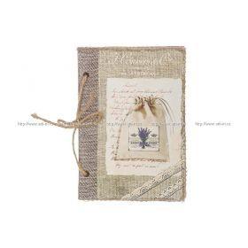 Записная книжка 20,5*14,5 см.без упаковки