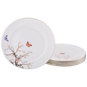 Набор десертных тарелок из 6 шт.-264-844
