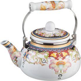 Чайник эмалированный 2,5 л.-934-306