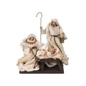 Статуэтка святое семейство высота= 25 см.