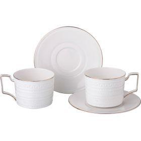 Чайный набор на 2 персоны 4 пр. 300 мл.-760-540