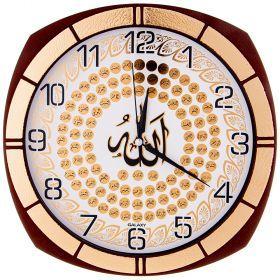 Часы настенные кварцевые   диаметр 30,9 см диаметр циферблата 26 см-207-425
