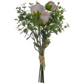 Букет из искусственных цветов высота=35 см. (мал=24шт./кор=192шт.)-111-216