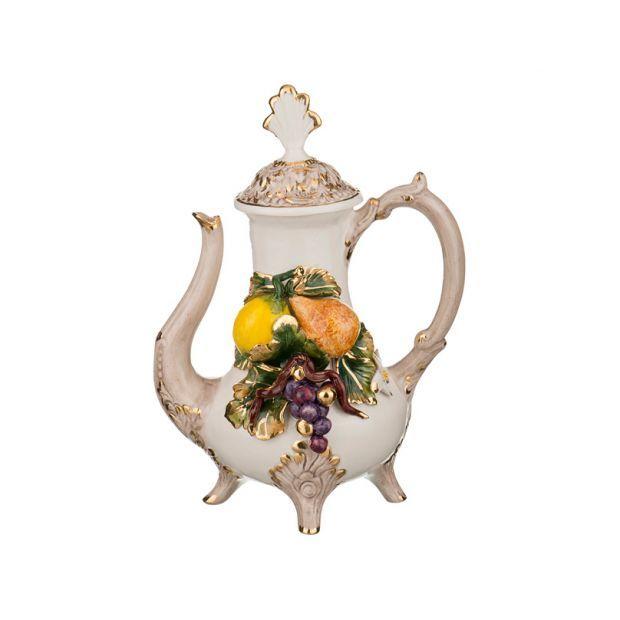 """Заварочный чайник """"венеция"""" 2000 мл.высота = 35 см.-335-297"""