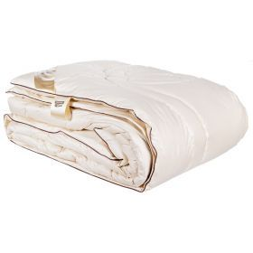 Одеяло восточная сказка 200*220 см верх: сатин-100% хлопок, наполнитель:80% верблюжий пух/20% силик