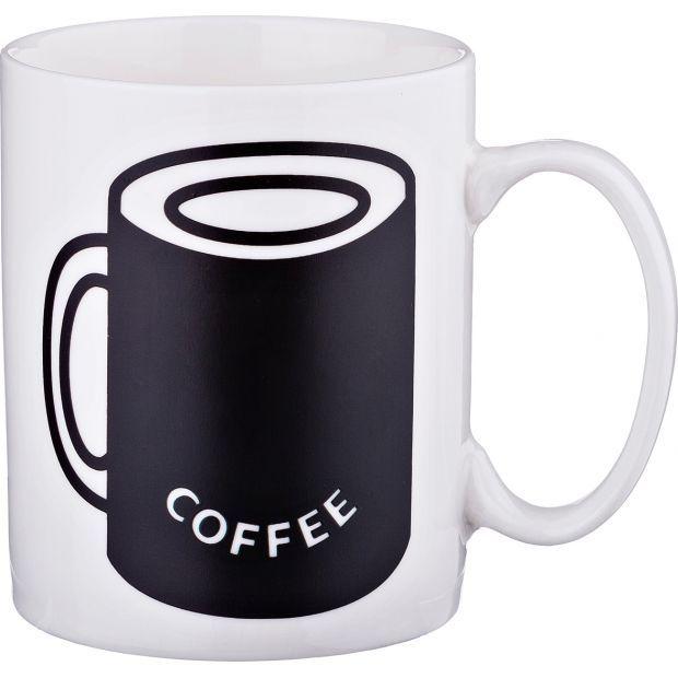 """Магическая термокружка """"кофеман"""" 300 мл.10,5*9 см.диаметр=7,5 см.-383-643"""