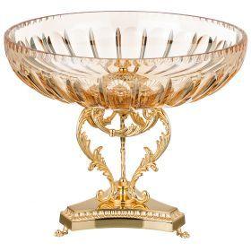 Декоративная чаша высота=30 см.диаметр=35 см.-284-504