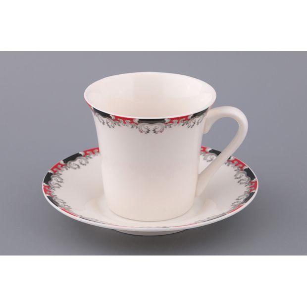Чайный набор на 1 персону 2 пр.200 мл.-770-108