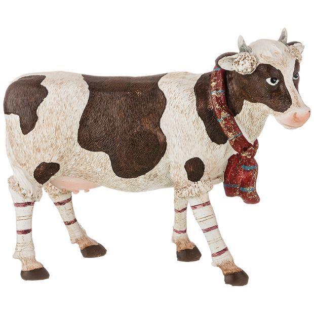 """Фигурка """"корова"""" 22*9,5*17,5 см. (кор=8шт.)-162-837"""