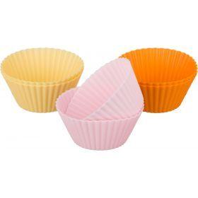 Набор форм для выпечки из 6 шт. диаметр=7 см.