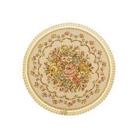 Салфетка декоративная диаметр=32 см.-262-018