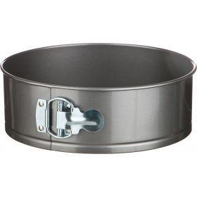 Форма для запекания разъемная с антипригарным покрытием  диаметр=22 см.высота=8 см.-888-005