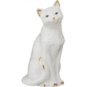 Фигурка кошка высота=10 см.