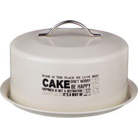Блюдо для блинов высота=12 см.диаметр=28.5 см.-790-115