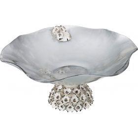 Декоративная чаша диаметр=36 см. высота=16 см.-316-1080
