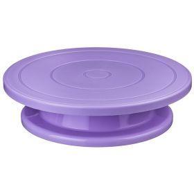 Тортовница пластиковая диаметр=27,5 см.-712-301