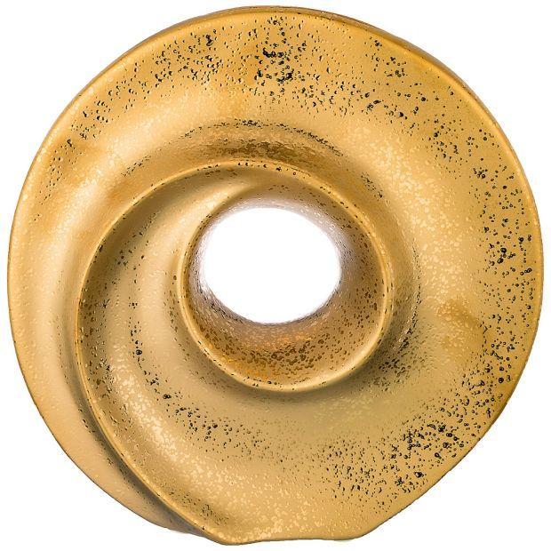"""Ваза декоративная """"золотая коллекция"""" 26*9,5 см высота=26,5 см (кор=12шт.)-699-284"""