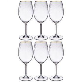 Набор фужеров для вина из 6 шт.