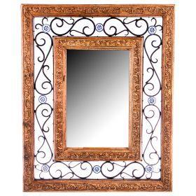 Зеркало настенное 75*60 см (кор=4шт.)-723-120