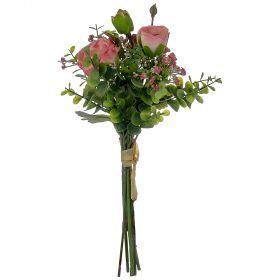 Букет из искусственных цветов высота=35 см. (мал=24шт./кор=144шт.)-111-212