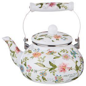 Чайник эмалированный, 2,5л-934-361