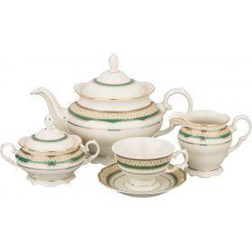 Чайный сервиз тоба на 6 персон 15 пр.1200/175/200/250 мл.