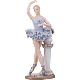 Статуэтка балерина высота=19 см.