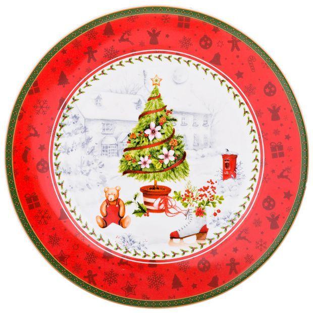 Тарелка десертная диаметр=19 см-87-131