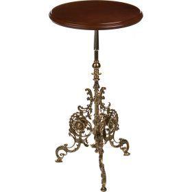 Столик декоративный диаметр=42 см. высота=78-333-079