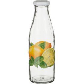 Бутылка с крышкой
