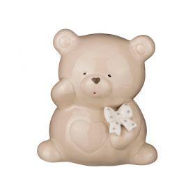 Фигурка медвежонок 12.3*10.7*13.8см