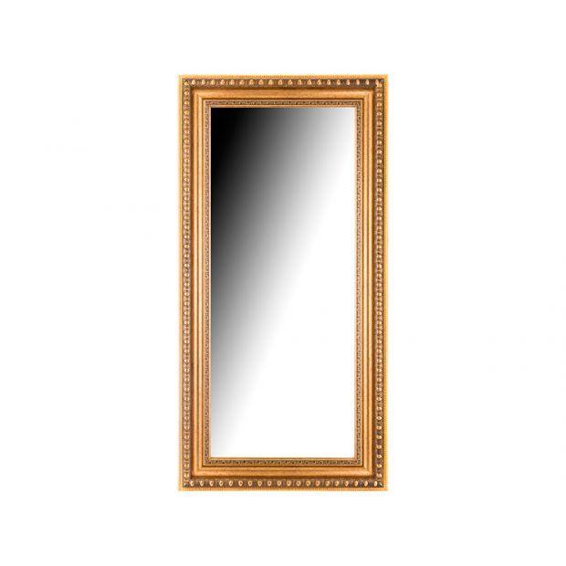 Зеркало 35,4х85,4 см в раме 101х51 см-575-905-01