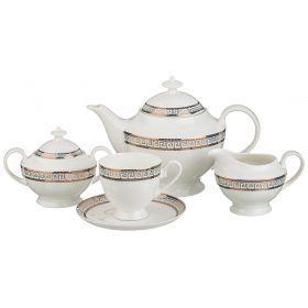 Чайный сервиз афинана 6 персон 15 пр.1200/250 мл.