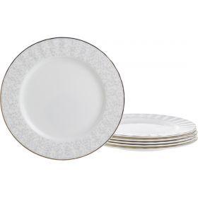 Набор подстановочных тарелок из 6 шт. диаметр 27 см.-264-606