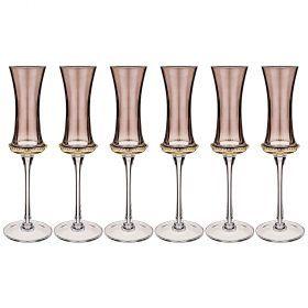 Набор из 6-ти бокалов для шампанского