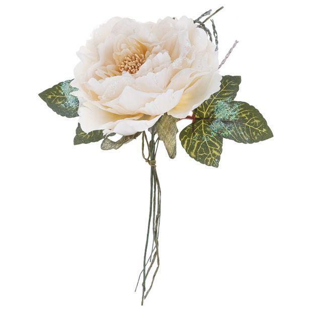 Цветок искусственный высота=20 см без упаковки (мал=24шт./кор=288шт.)-508-200
