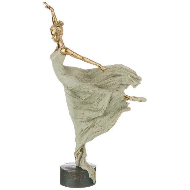 """Статуэтка """"балерина"""" 20*7,5*26 см. серия """"фьюжн"""" (кор=8шт.)-154-582"""