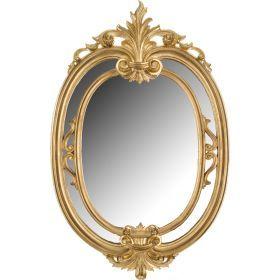 Зеркало высота=60 см ширина=39 см-290-011
