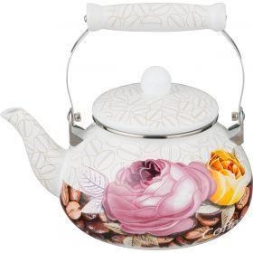 Чайник эмалированный 2,5 л.-934-342