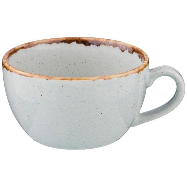 Чашка seasons 250 мл цвет серый (кор=24шт.)-664-208