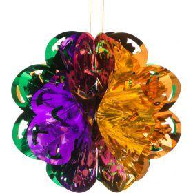 Декоративное изделие подвес шар 30  см.-866-024