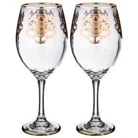 Набор бокалов для вина из 2 шт.