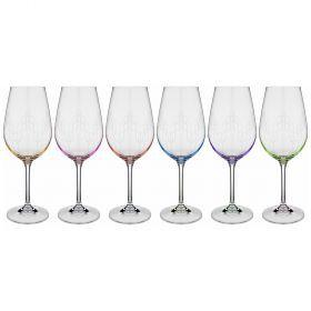 Набор бокалов для вина из 6 шт. '