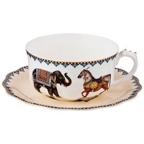 Чайный набор на 1 персону 2 пр.375 мл.-264-521