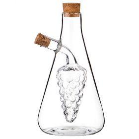 Бутылка для масла/уксуса 11*10*18 cm 490 мл-273-157