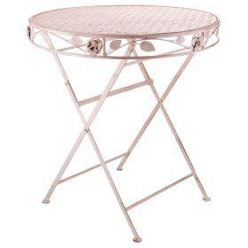 Стол диаметр=70 см, высота=75 см-123-234