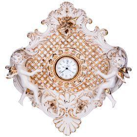 Часы настенные 50*50 см. циферблат диаметр=8 см.-282-149