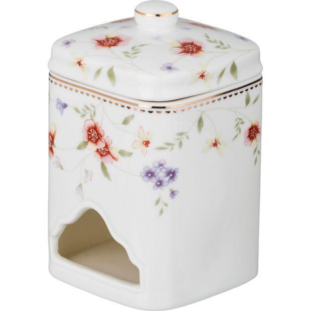 """Банка для чайных пакетиков """"пасадена"""" 8*8*13 см.-54-355"""
