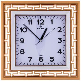 Часы настенные кварцевые  30,5*30,5 см размер циферблата 20*20 см-207-416