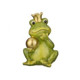 Фигурка лягушка 13.2*11*19.3 см